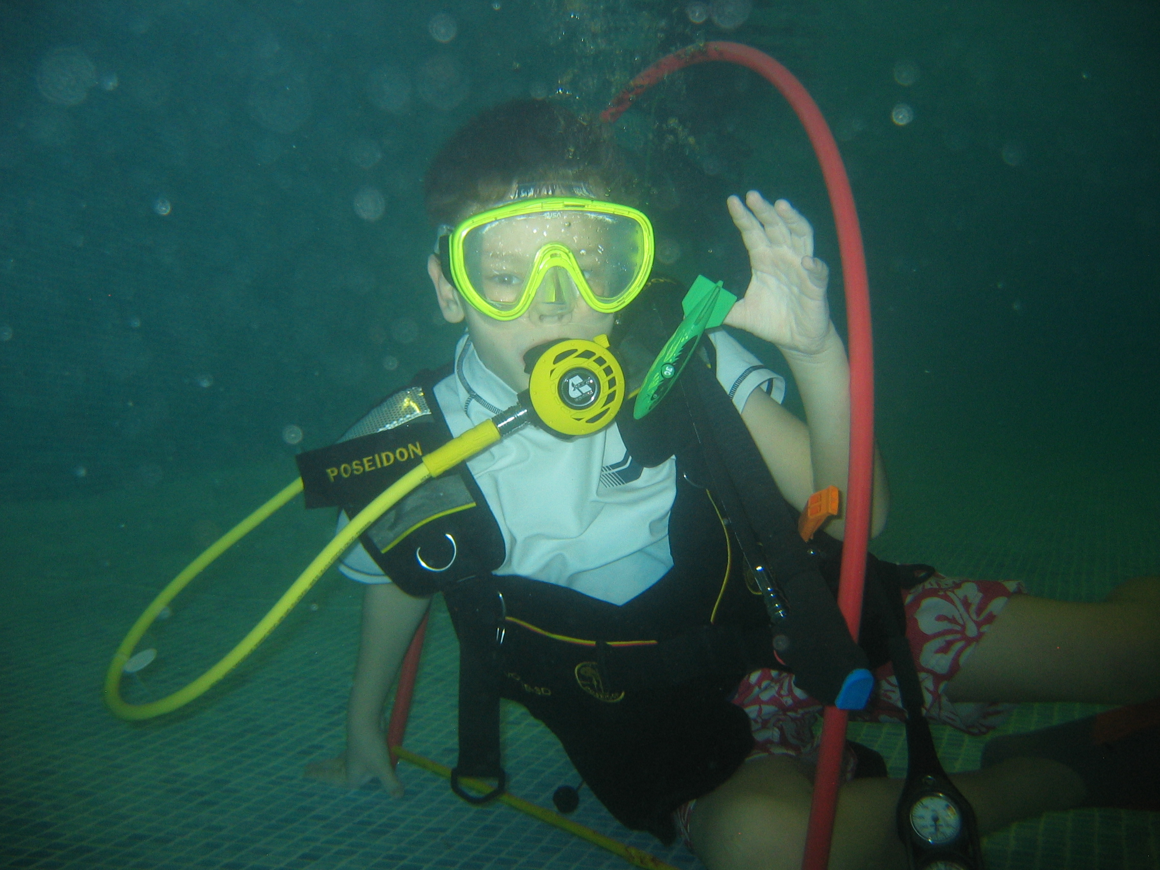 Scuba Diving Courses after Holiday | Hertfordshire
