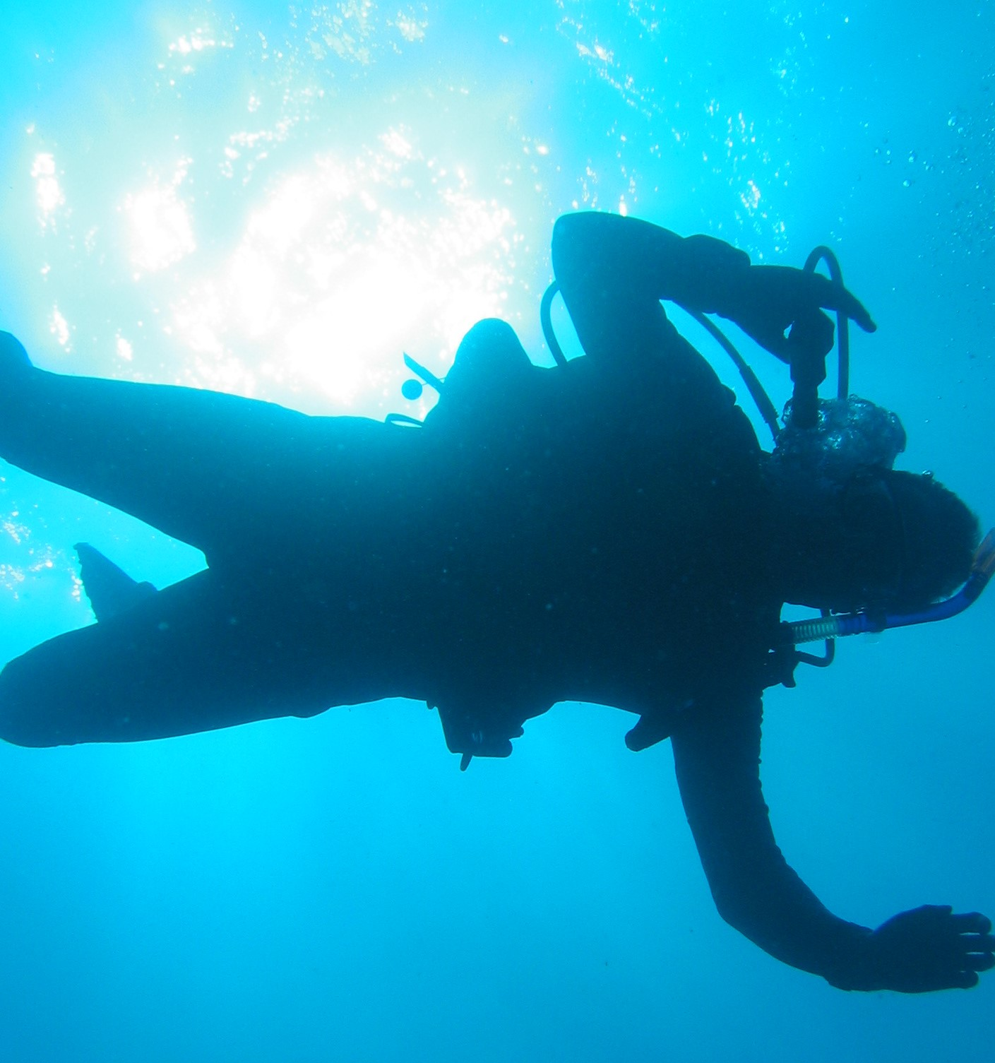 PADI deep diver course, scuba dive deeper with the PADI deep diver course