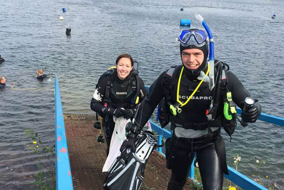 Scuba Diving with Members Club | Hertfordshire