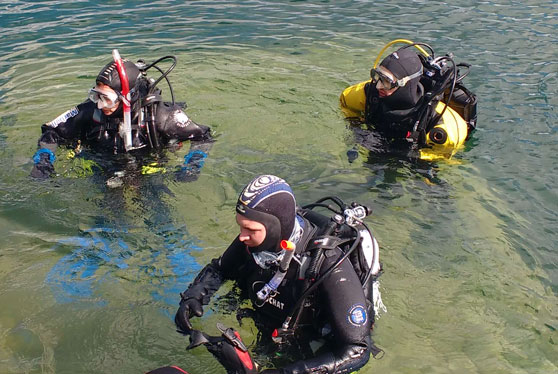 Padi Courses for Scuba Diving | Hertfordshire