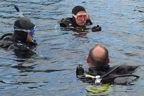 Don't get lost while scuba diving with the padi underwater navigation course