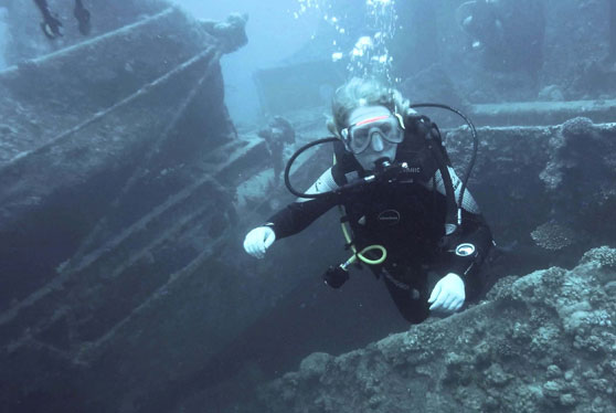Scuba Diving trips in Hertfordshire | Bedfordshire | Cambridgeshire