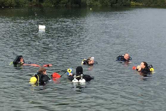 Try Scuba Diving in Hertfordshire | Bedfordshire